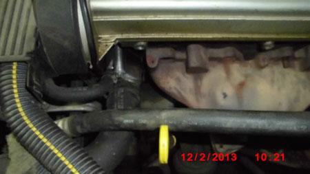 ремонт двигателя опель омега б x20xev шпилька