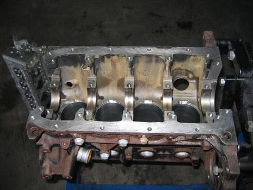 ремонт двигателя опель омега а